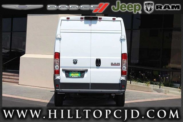 2017 ProMaster 3500 High Roof, Cargo Van #D7526 - photo 7