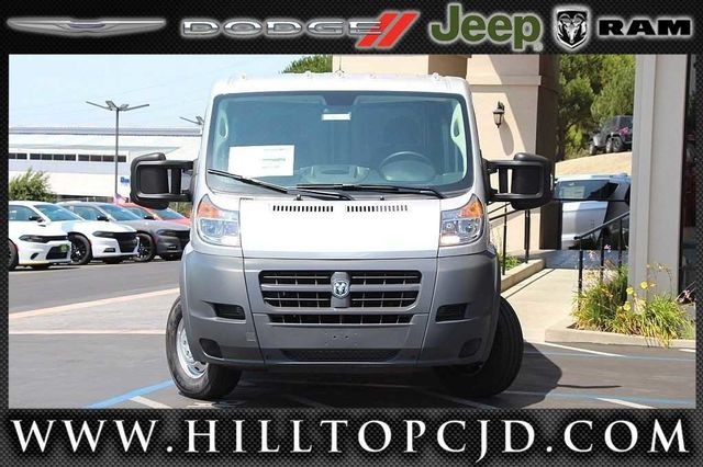2017 ProMaster 1500 Low Roof, Cargo Van #D7527 - photo 4