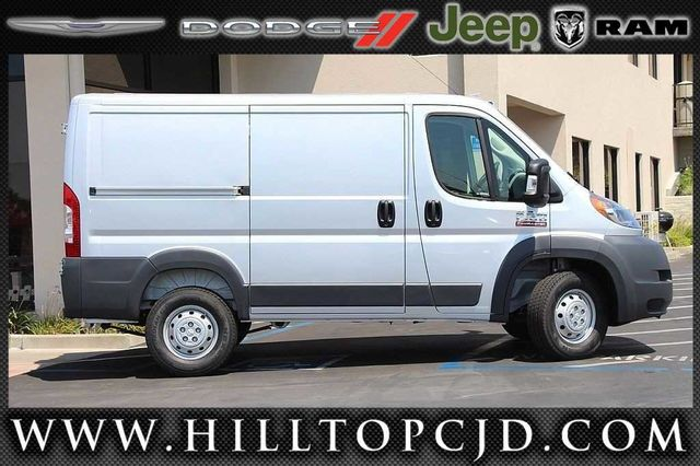 2017 ProMaster 1500 Low Roof, Cargo Van #D7527 - photo 5