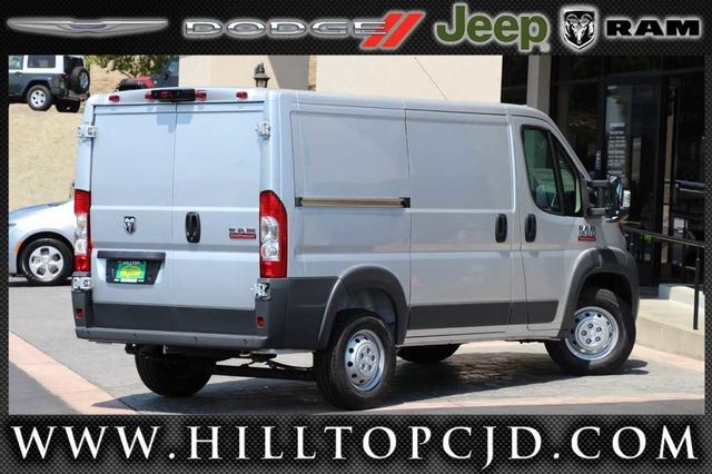 2017 ProMaster 1500 Low Roof, Cargo Van #D7527 - photo 2