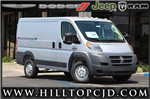 2017 ProMaster 1500 Low Roof, Cargo Van #D7527 - photo 1