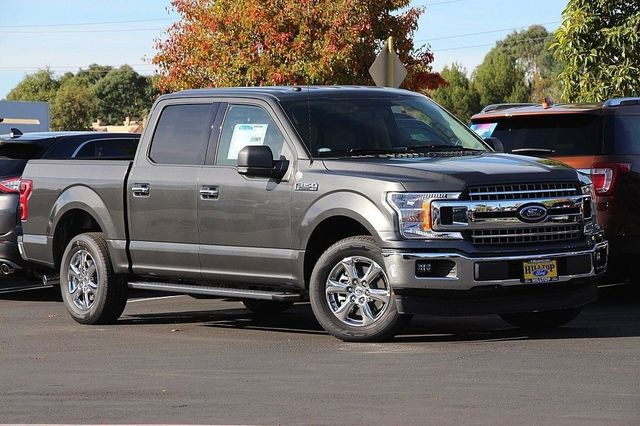 2018 F-150 Crew Cab Pickup #F14311 - photo 1