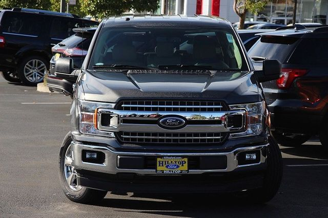 2018 F-150 Crew Cab Pickup #F14311 - photo 4