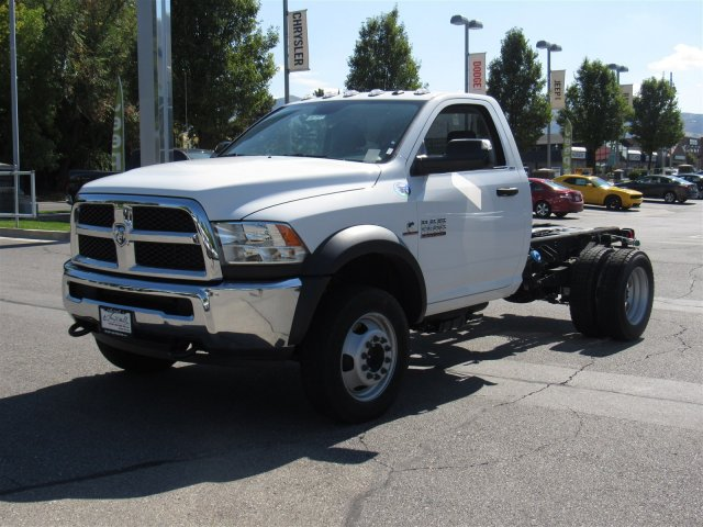 2016 Ram 5500 Regular Cab DRW 4x4, Cab Chassis #73310 - photo 7