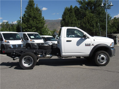 2016 Ram 5500 Regular Cab DRW 4x4, Cab Chassis #73310 - photo 3