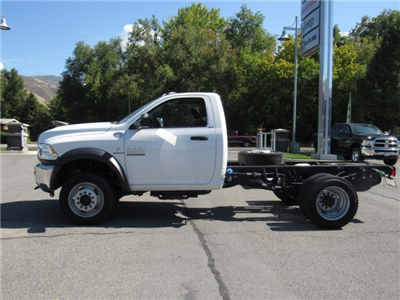 2016 Ram 5500 Regular Cab DRW 4x4, Cab Chassis #73310 - photo 6