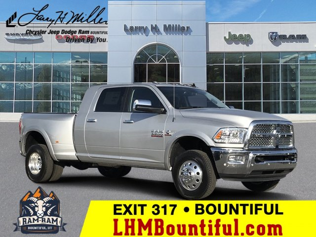 2017 Ram 3500 Mega Cab DRW 4x4, Pickup #83188 - photo 1