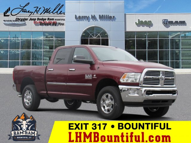 2017 Ram 2500 Crew Cab 4x4, Pickup #83195 - photo 1