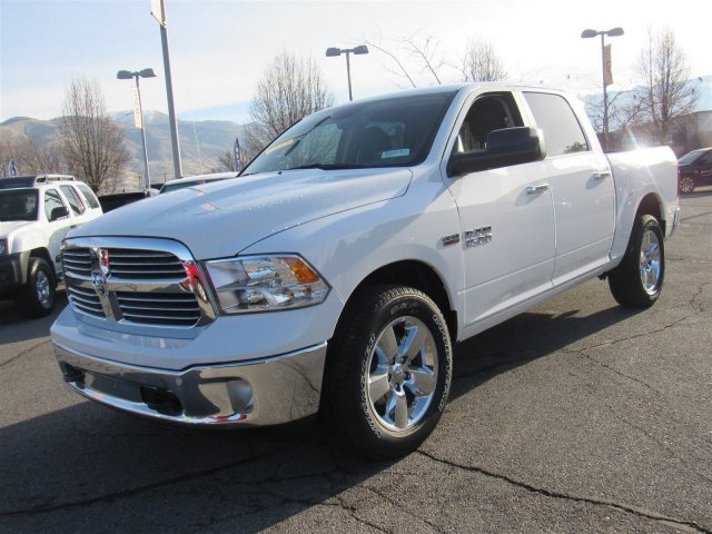 2018 Ram 1500 Crew Cab 4x4, Pickup #92051 - photo 7