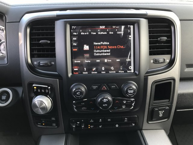 2018 Ram 1500 Crew Cab 4x4 Pickup #92196 - photo 16
