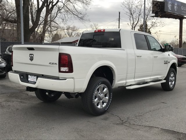 2018 Ram 2500 Mega Cab 4x4, Pickup #92203 - photo 2