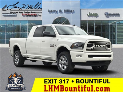 2018 Ram 2500 Mega Cab 4x4, Pickup #92203 - photo 1