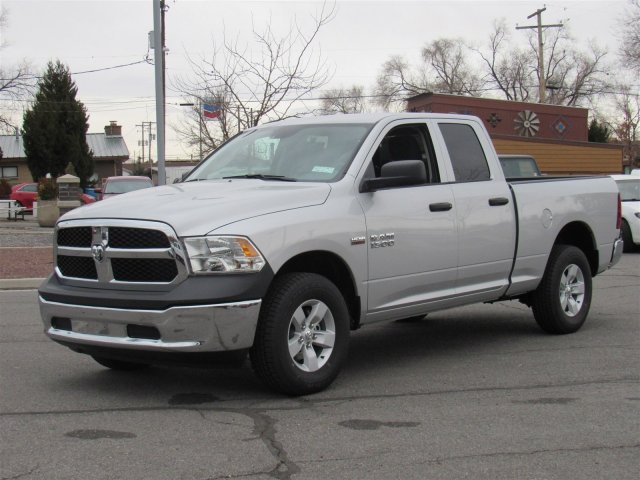 2018 Ram 1500 Quad Cab 4x4,  Pickup #92257 - photo 5