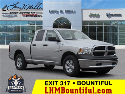 2018 Ram 1500 Quad Cab 4x4,  Pickup #92257 - photo 1