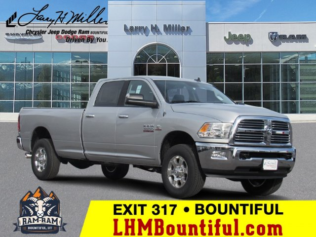 2018 Ram 3500 Crew Cab 4x4,  Pickup #92350 - photo 1