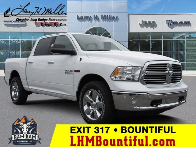 2018 Ram 1500 Crew Cab 4x4,  Pickup #92560 - photo 1