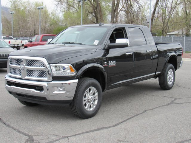 2018 Ram 3500 Mega Cab 4x4,  Pickup #92590 - photo 5