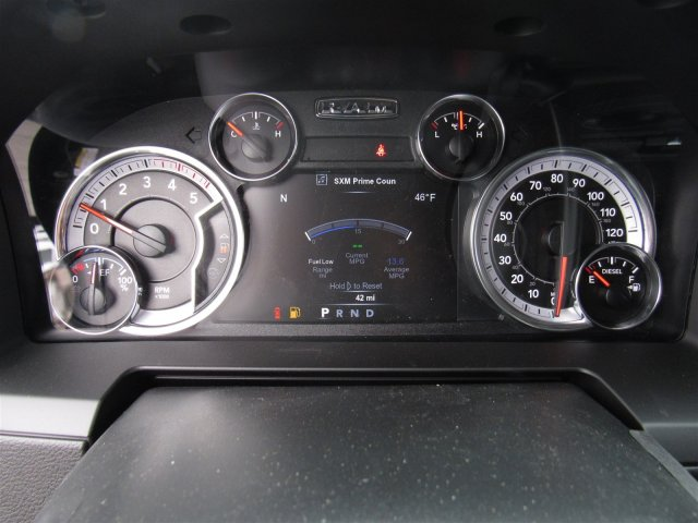 2018 Ram 3500 Mega Cab 4x4,  Pickup #92590 - photo 14