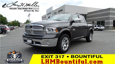 2018 Ram 1500 Crew Cab 4x4,  Pickup #92704 - photo 1
