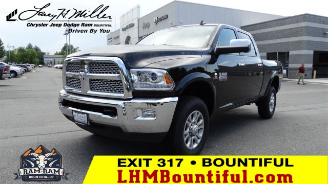2018 Ram 2500 Crew Cab 4x4,  Pickup #92777 - photo 1