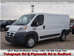 2017 ProMaster 1500 Low Roof FWD,  Empty Cargo Van #HE510825 - photo 1