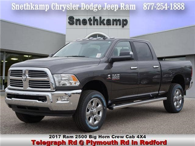 2017 Ram 2500 Crew Cab 4x4 Pickup #HG680469 - photo 1