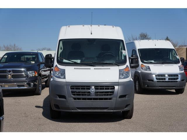 2018 ProMaster 3500 High Roof,  Empty Cargo Van #JE125014 - photo 14