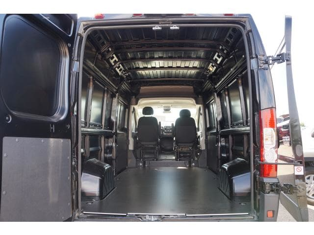 2018 ProMaster 2500 High Roof FWD,  Empty Cargo Van #JE139216 - photo 2