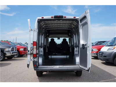 2018 ProMaster 2500 High Roof FWD,  Empty Cargo Van #JE139217 - photo 2