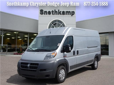 2018 ProMaster 2500 High Roof FWD,  Empty Cargo Van #JE139217 - photo 1