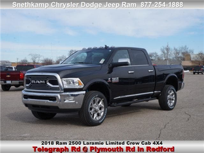 2018 Ram 2500 Crew Cab 4x4, Pickup #JG157059 - photo 1