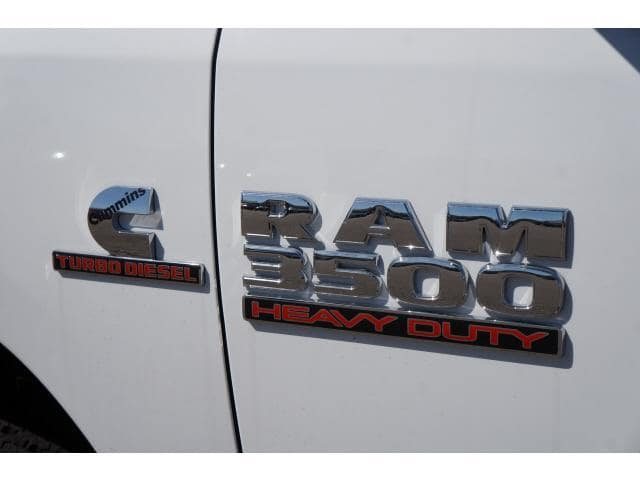 2018 Ram 3500 Crew Cab 4x4,  Pickup #JG239365 - photo 17