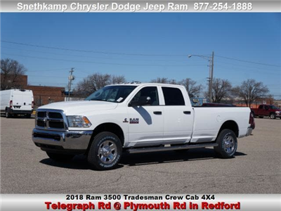 2018 Ram 3500 Crew Cab 4x4,  Pickup #JG239365 - photo 1