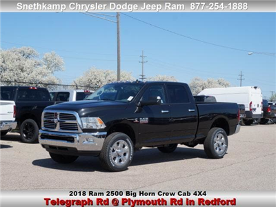 2018 Ram 2500 Crew Cab 4x4,  Pickup #JG240510 - photo 1