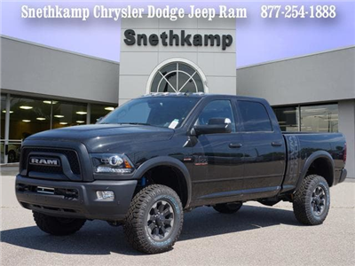 2018 Ram 2500 Crew Cab 4x4,  Pickup #JG260821 - photo 1