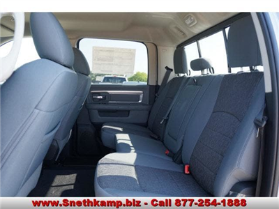 2018 Ram 1500 Crew Cab 4x4 Pickup #JS109348 - photo 5