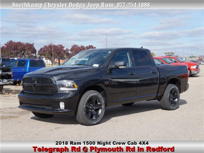2018 Ram 1500 Crew Cab 4x4 Pickup #JS109363 - photo 1