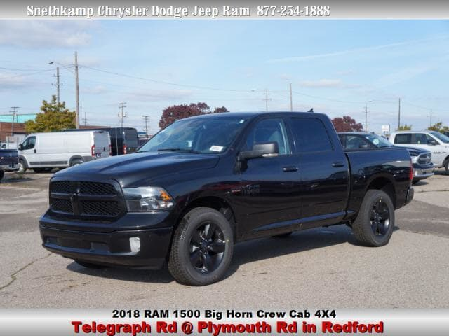 2018 Ram 1500 Crew Cab 4x4 Pickup #JS156056 - photo 1