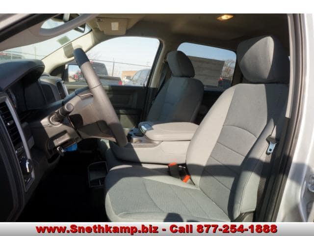 2018 Ram 1500 Crew Cab 4x4,  Pickup #JS220646 - photo 3