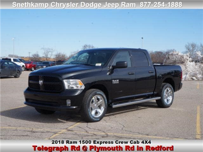 2018 Ram 1500 Crew Cab 4x4, Pickup #JS220648 - photo 1