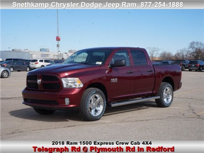 2018 Ram 1500 Crew Cab 4x4,  Pickup #JS220649 - photo 1