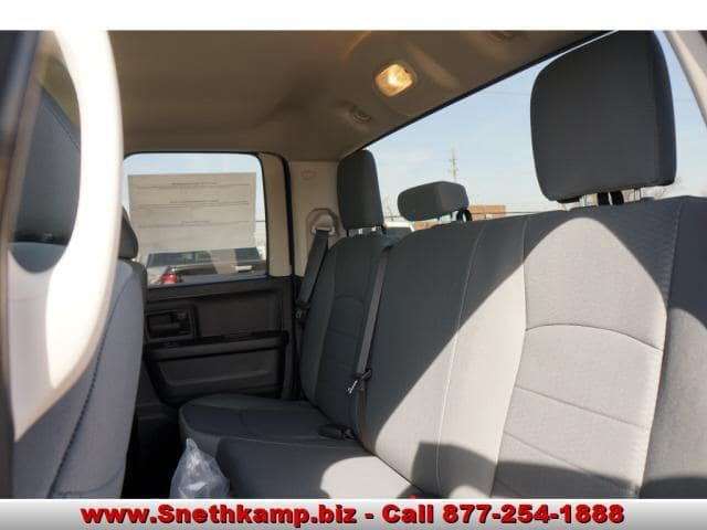 2018 Ram 1500 Quad Cab 4x4,  Pickup #JS244280 - photo 5