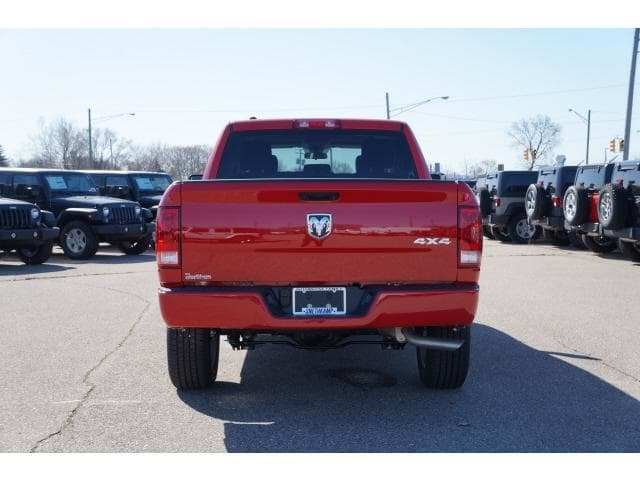 2018 Ram 1500 Crew Cab 4x4,  Pickup #JS258261 - photo 2