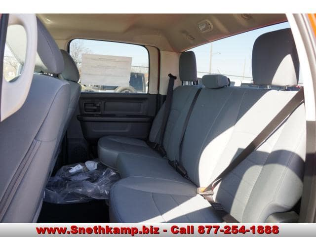 2018 Ram 1500 Crew Cab 4x4,  Pickup #JS258261 - photo 5