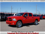2018 Ram 1500 Crew Cab 4x4,  Pickup #JS258261 - photo 1
