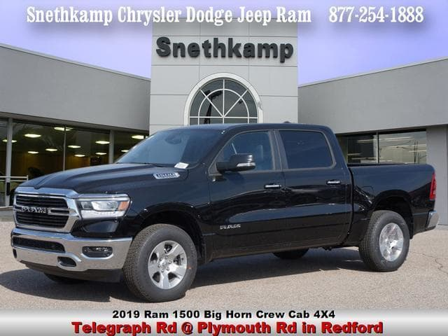 2019 Ram 1500 Crew Cab 4x4,  Pickup #KN516858 - photo 1