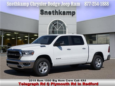 2019 Ram 1500 Crew Cab 4x4,  Pickup #KN530150 - photo 1