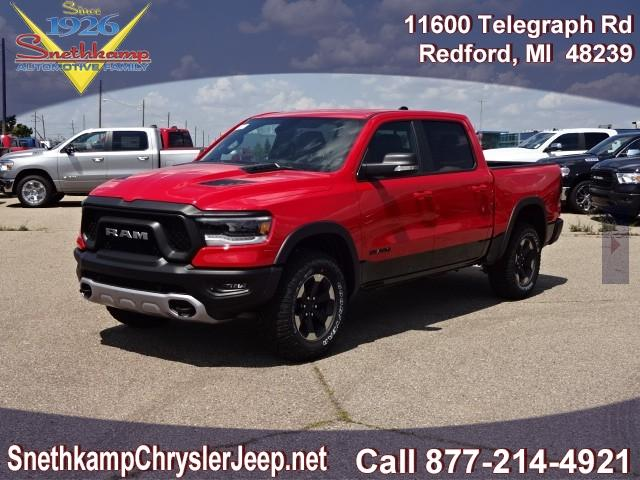 2019 Ram 1500 Crew Cab 4x4,  Pickup #KN545233 - photo 1