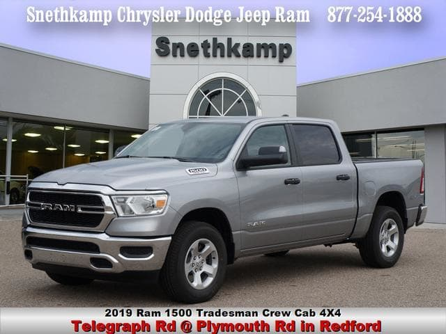 2019 Ram 1500 Crew Cab 4x4,  Pickup #KN559540 - photo 1