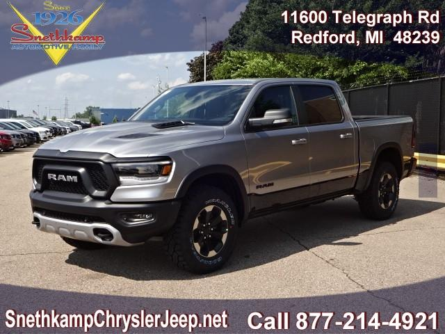 2019 Ram 1500 Crew Cab 4x4,  Pickup #KN582853 - photo 1